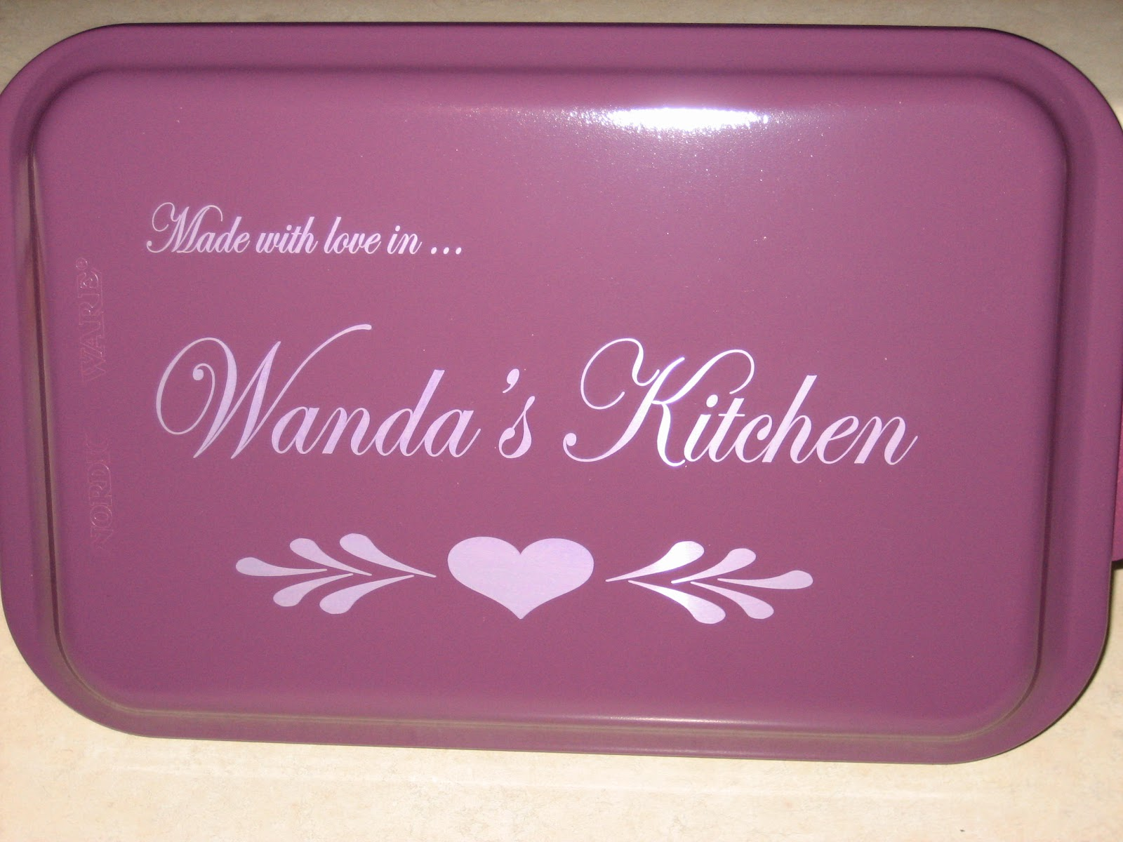 How To Engrave Cake Pans