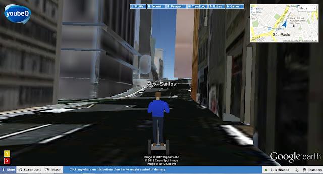 YoubeQ - A Rede Social em 3D