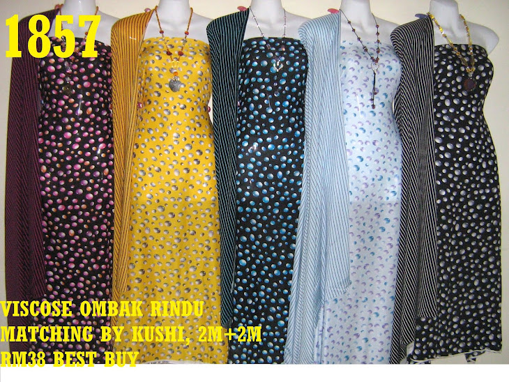 VOM 1857: VISCOSE OMBAK RINDU MATCHING BY KUSHI, 2M+2M