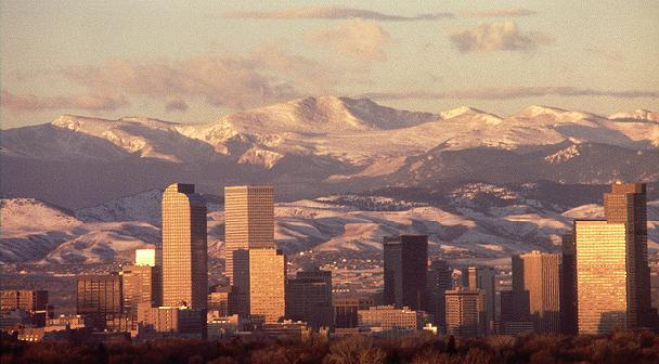 Viaggio a Denver Colorado