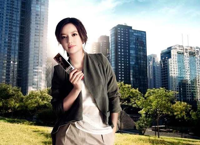 Chinese Actress Vicki Zhao