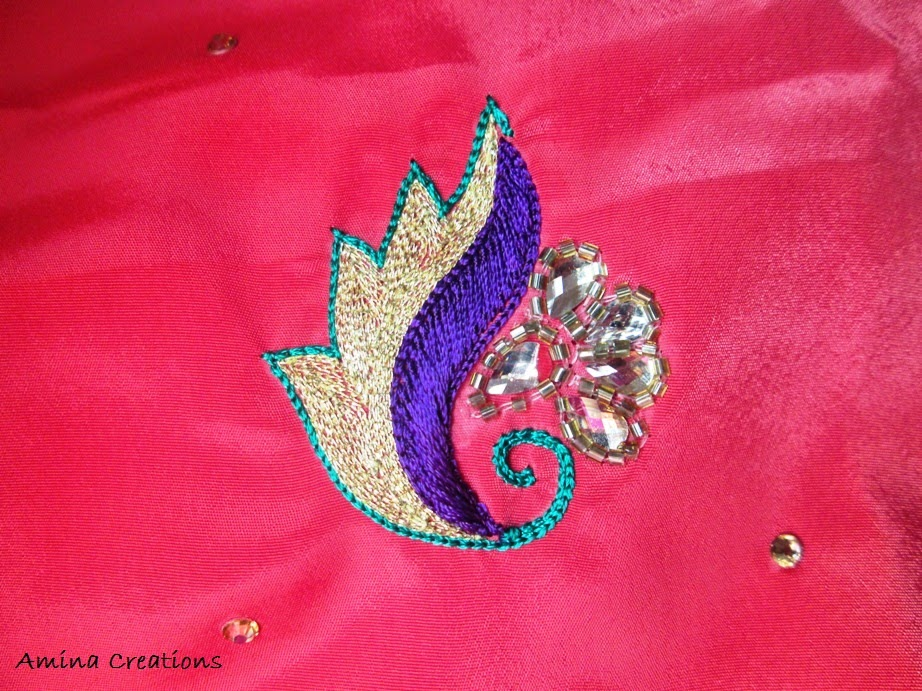 Amina Creations Embroidery Designs 1