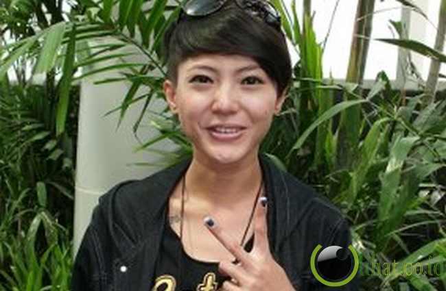 Artis Indonesia Cantik Yang Berambut Pendek Artis Indonesia Cantik