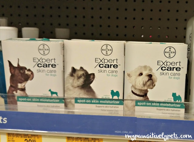 #BayerExpertCare Spot-On Moisturizer is specially formulated for dogs