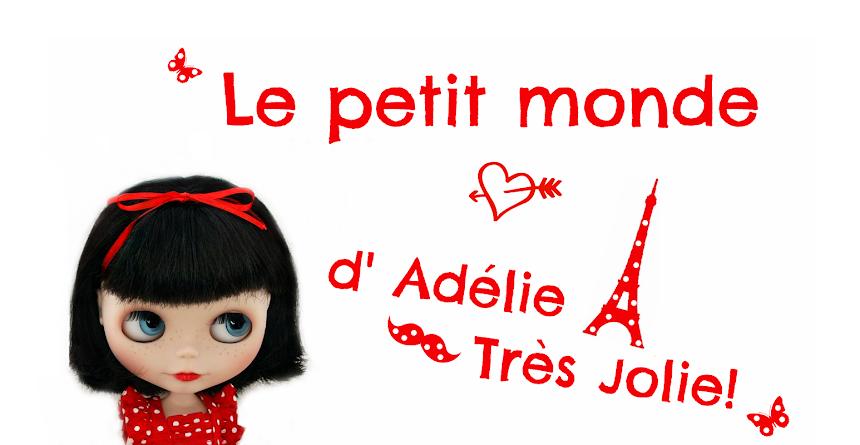 Le petit monde d' Adélie Très Jolie!