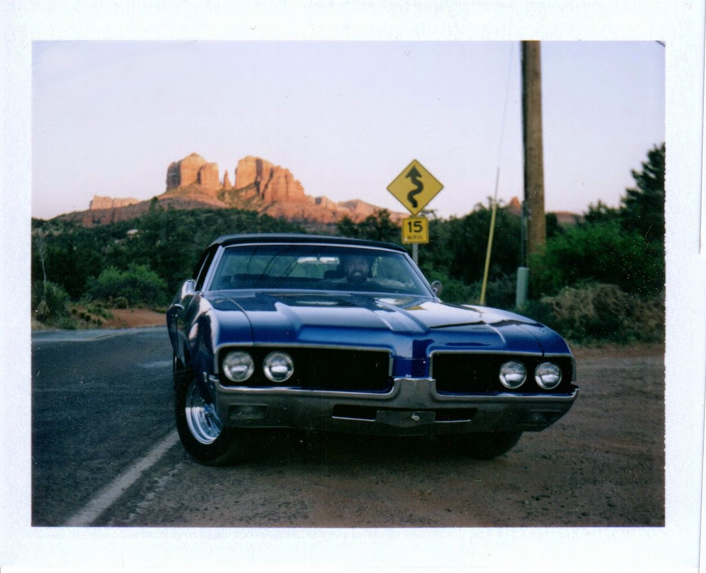Ellen Jo Knows: Vintage Car Heaven