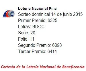sorteo-domingo-14-de-junio-2015-loteria-nacional-de-panama