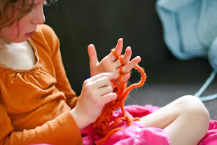 Your Fave All Time: Finger Knitting How To