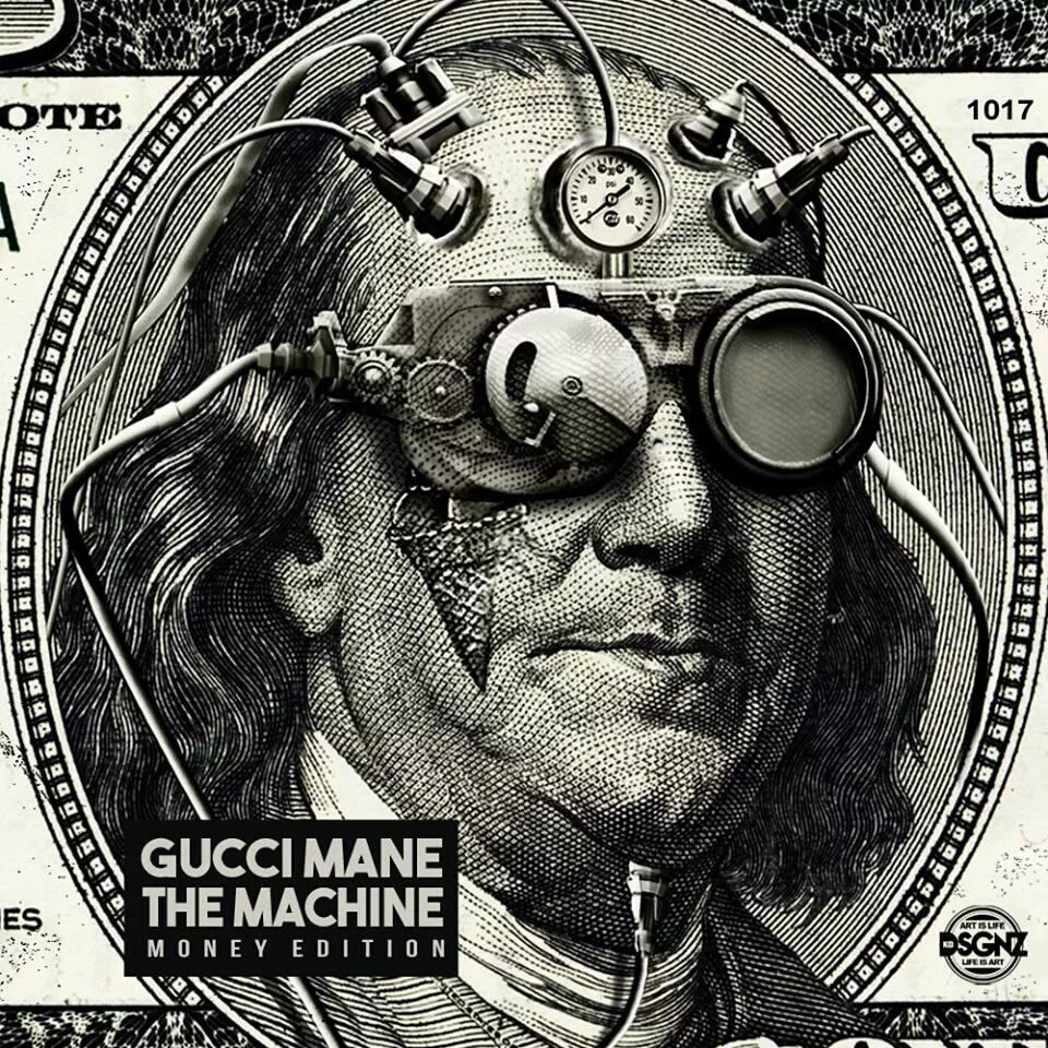 gucci mane money machine