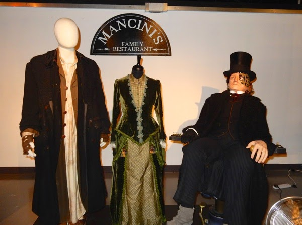 Victorian London Doctor Who Deep Breath costumes props