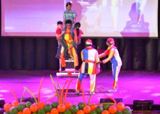 sirkus akrobatik