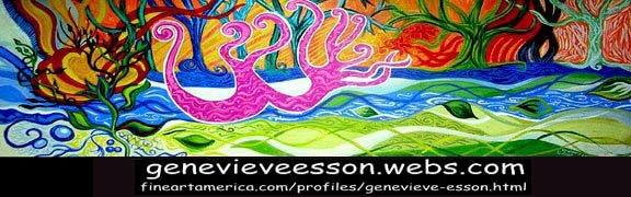 Genevieve Esson Art