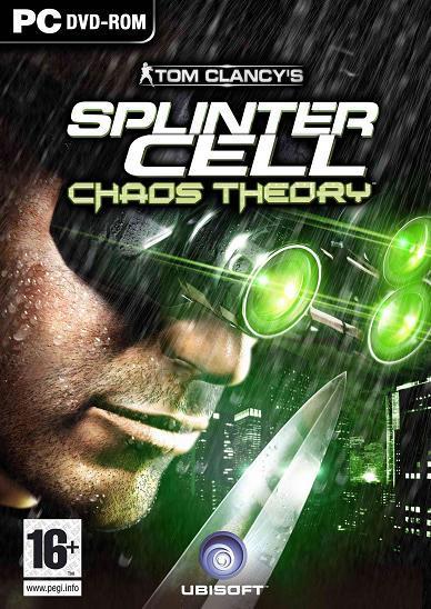 Splinter Cell: Chaos Theory PC Español Full Torrent Gratis