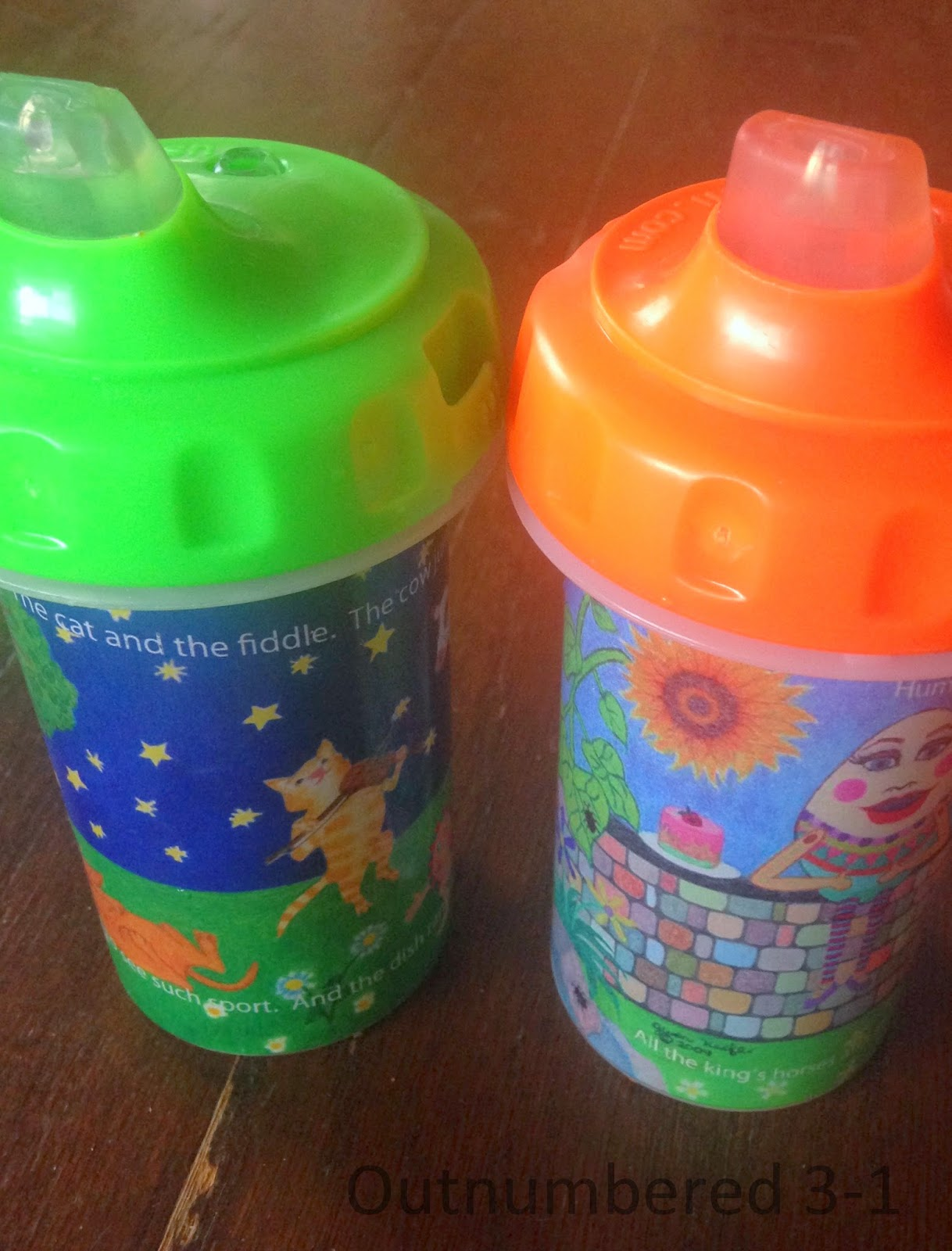 Poli Sippy Cup, Sippy Cup