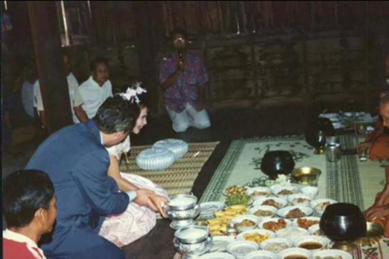 Matrimonio In Thailandia : Joy in thailand matrimonio tradizionale thailandia