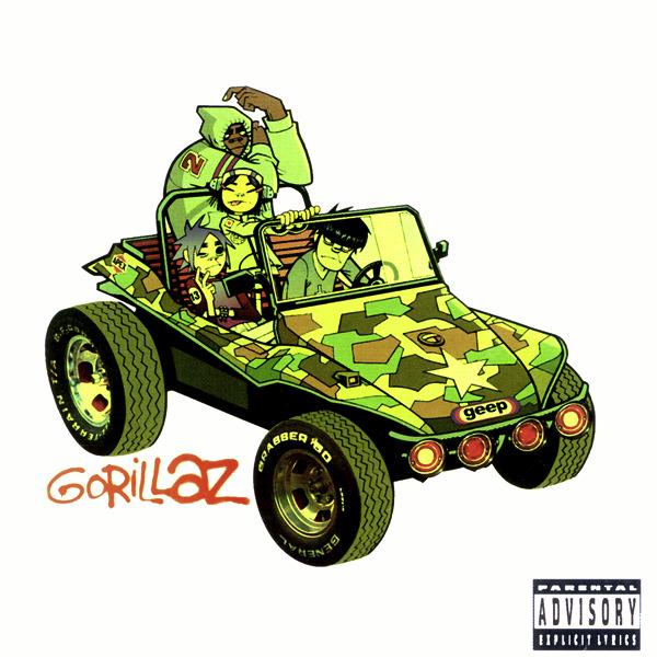 Gorillaz - Gorillaz (Expanded Edition) Cover