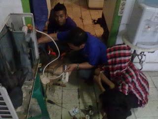 Service perbaikan kapasitor ac Diponegoro