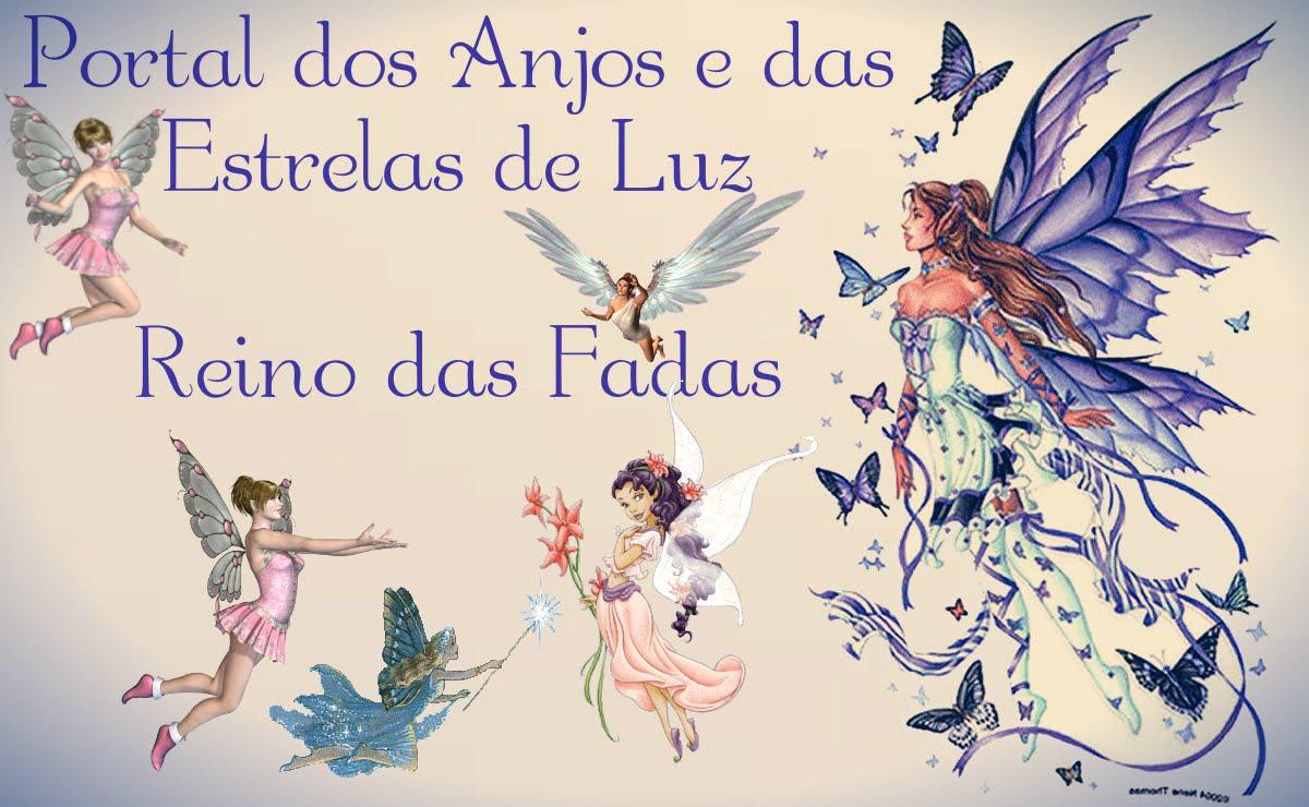 Portal dos Anjos - Reino das Fadas