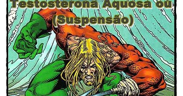 testosterona aquosa e stanozolol