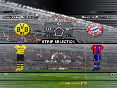 Shollym Patch 2014 for PES6