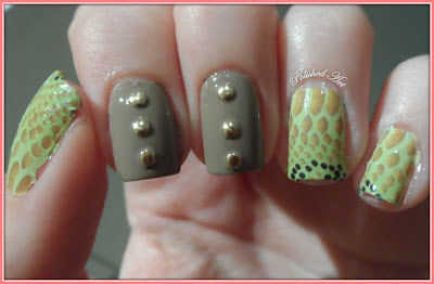 born-pretty-store-nail-water-decals-snake-animal-print-gold-studs
