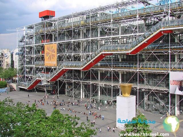 معالم جميلة في باريس #فرنسا