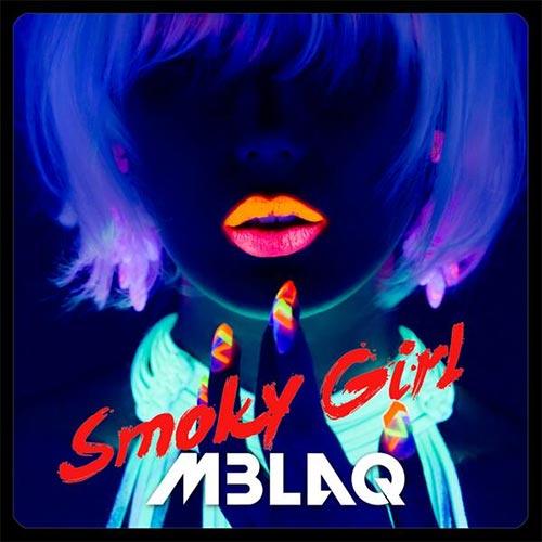 MBLAQ Smoky Girl Teaser album