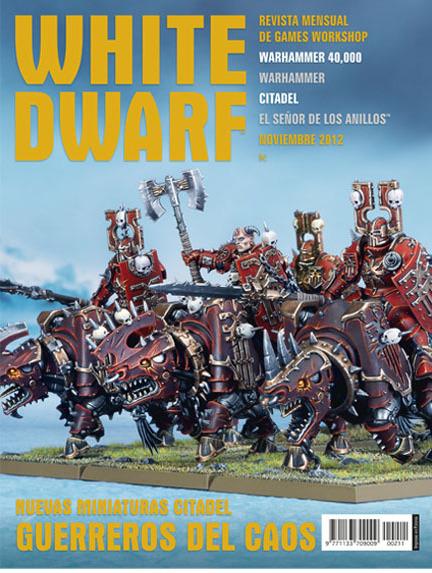 White Dwarf 212 de noviembre de 2012