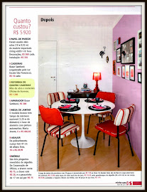 Revista Minha Casa - abril/11