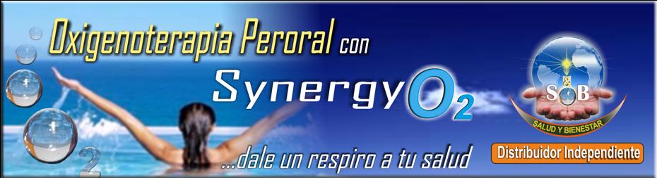 Oxigenoterapia Peroral con Synergy O2