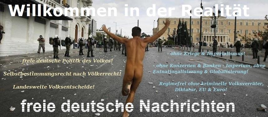 Willkommen in der Realität Deutschland