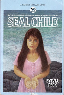 Seal Child by Sylvia Peck
