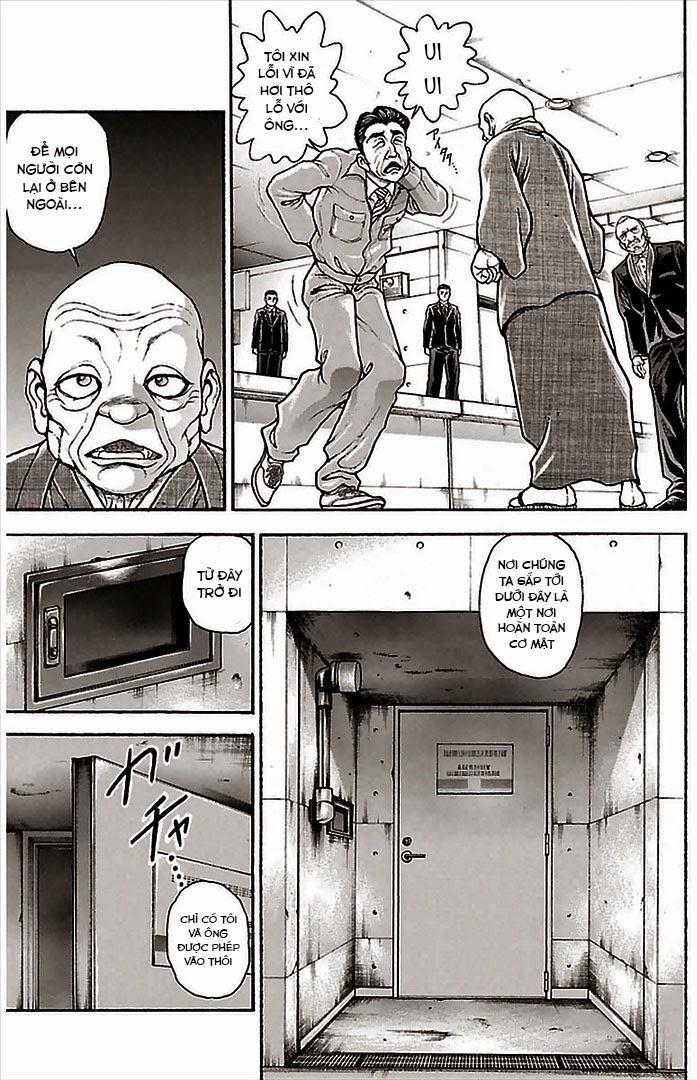 Baki Dou chap 4 Trang 9 - Mangak.info
