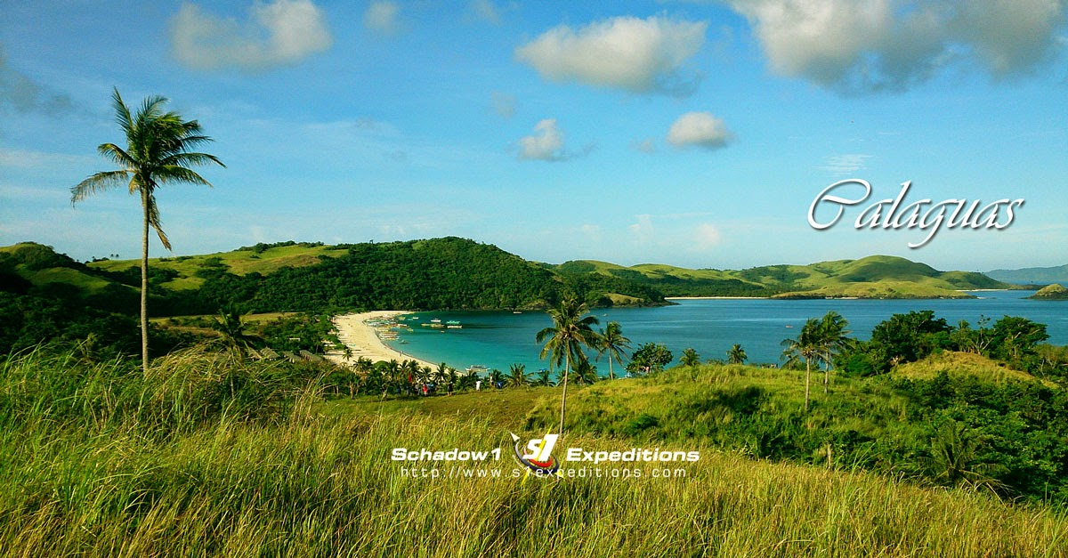 Vinzons Philippines  City new picture : Mahabang Buhangin Beach, Calaguas Schadow1 Expeditions