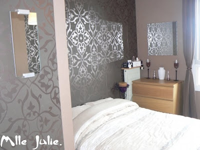 Mademoiselle julie article d co chambre cosy - Deco chambre adulte cosy ...