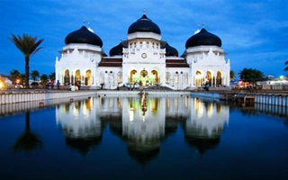 7 Masjid Terindah Di Dunia