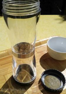 Tee Shaker (Tea Shaker) von Min River Tea