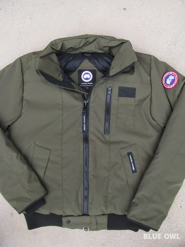 Canada Goose expedition parka sale fake - Canada Goose Borden Bomber | Blue Owl Workshop