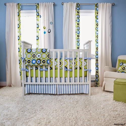 Décoration rideaux bébé fille  Bébé et décoration  Chambre