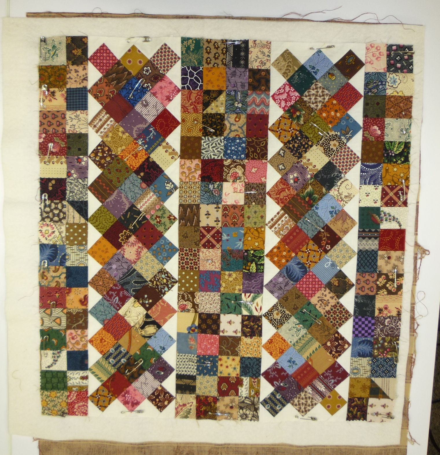 North Winds Quilting On The Design Wall