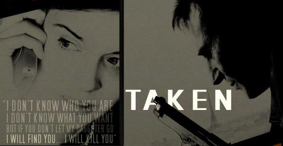 Taken (2008) - පැහැරගැනීම