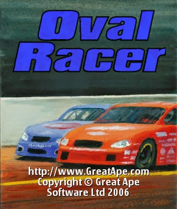 Oval Racer S60v3 Cell Phone Game