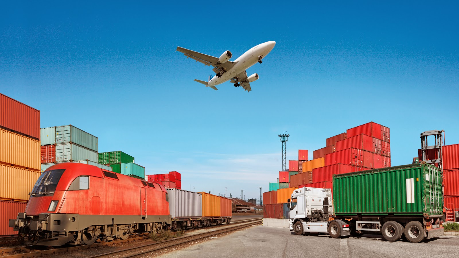 Interstate Air Freight