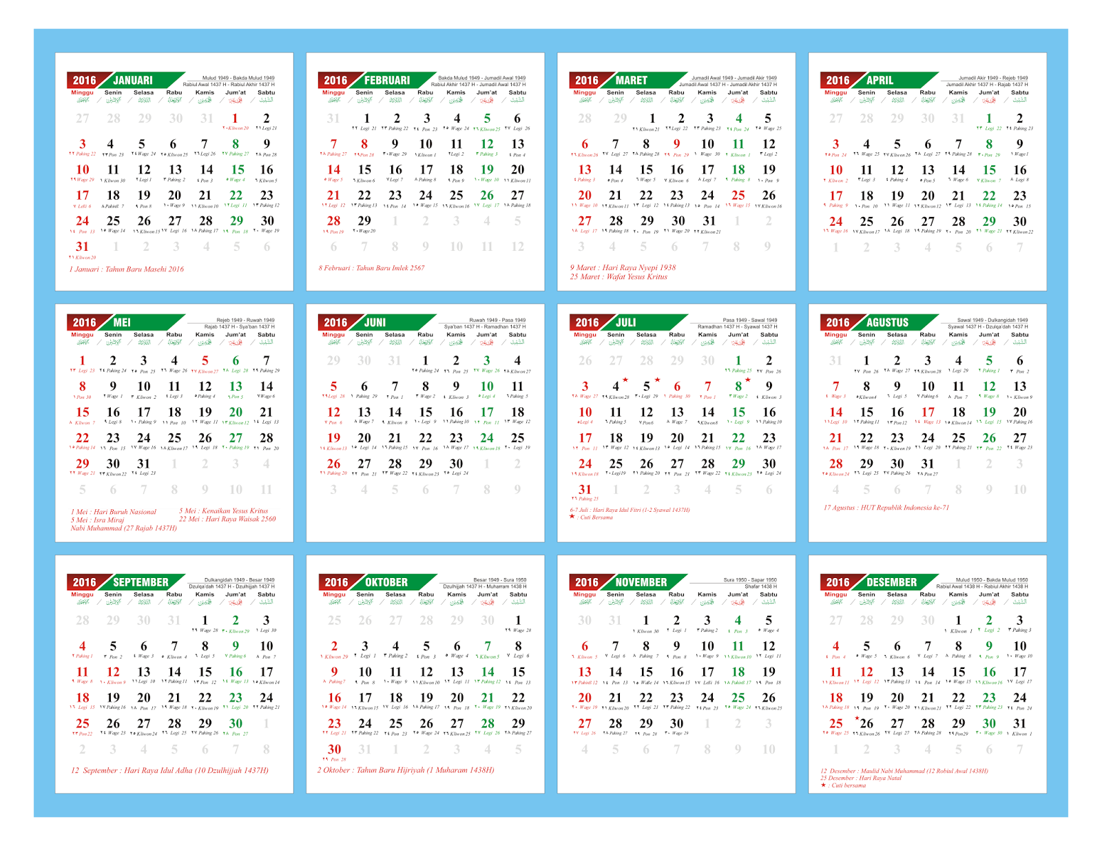 ... download corel kalender 2015 hijriyah jawa sharing file kalender 2015