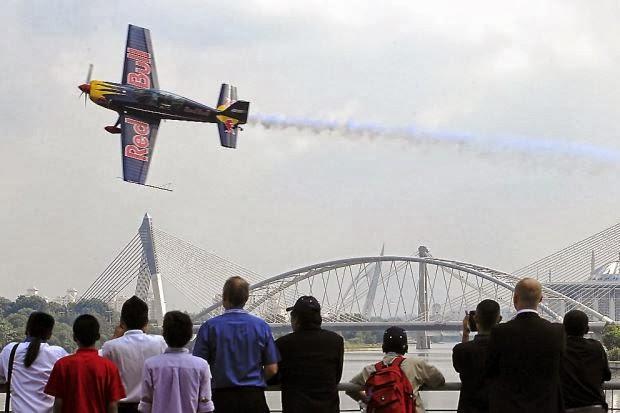 red bull air race pilot salary