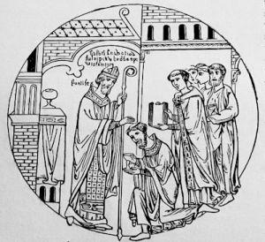 La incertidumbre de la ordenación conferida con una sola mano