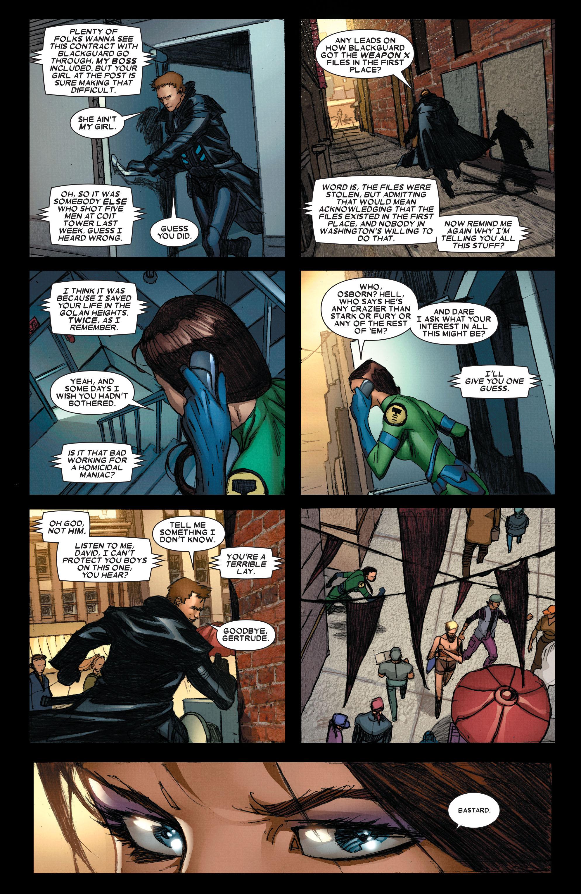 Wolverine: Weapon X #4 #13 - English 5