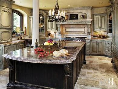 kellie burke interiors habersham old world elegance - Habersham Cabinets Kitchen