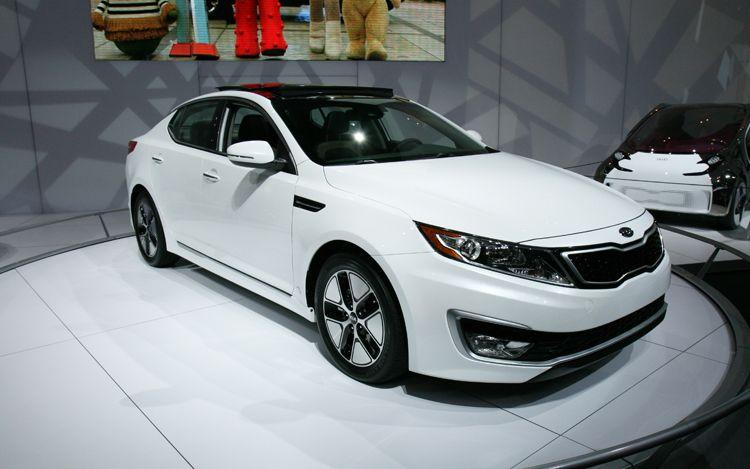 car models com 2011 kia optima hybrid. Black Bedroom Furniture Sets. Home Design Ideas