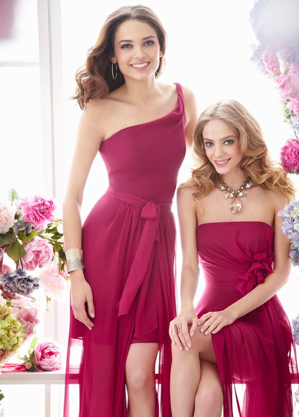 WhiteAzalea High-Low Dresses: Beautiful High Low Bridesmaid Dresses ...